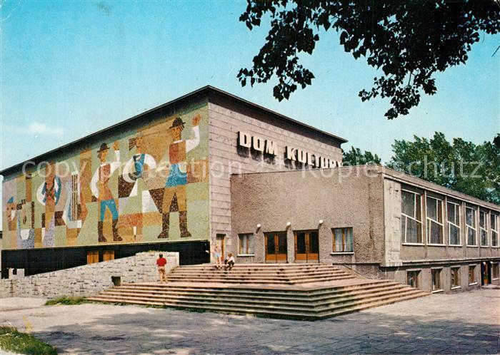 Radlin Dom Kultury Kulturhaus Radlin