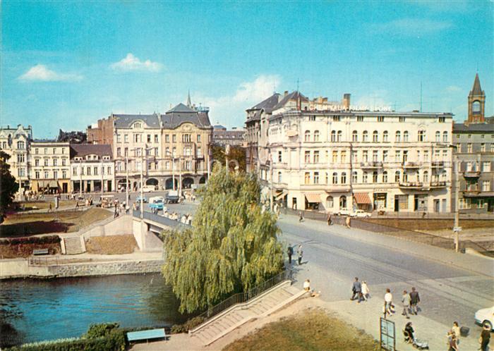 Bydgoszcz_Pommern Plac Zjednoczenia Bydgoszcz Pommern