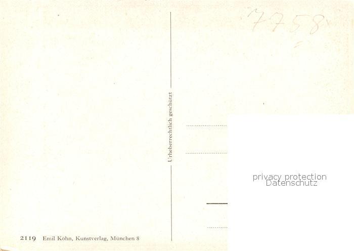 AK / Ansichtskarte K?nstlerkarte Helmut Stadelhofer Obertor Meersburg Bodensee   1
