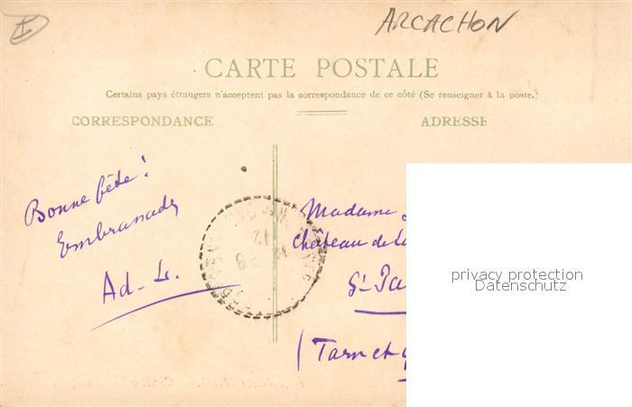 AK / Ansichtskarte Arcachon_Gironde Casino Mauresque Arcachon Gironde 1
