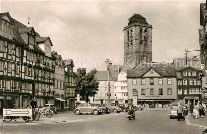 AK / Ansichtskarte Bad_Hersfeld Linggplatz Bad_Hersfeld 0