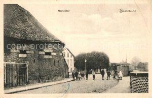 AK / Ansichtskarte Buxtehude Marschtor Buxtehude