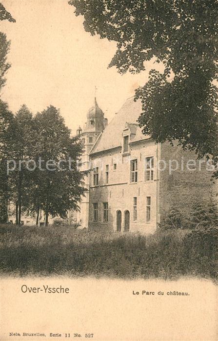 AK / Ansichtskarte Over Yssche Le Parc du Chateau Schlosspark Over Yssche 0