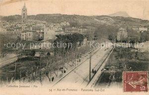 AK / Ansichtskarte Aix en Provence Panorama Aix en Provence