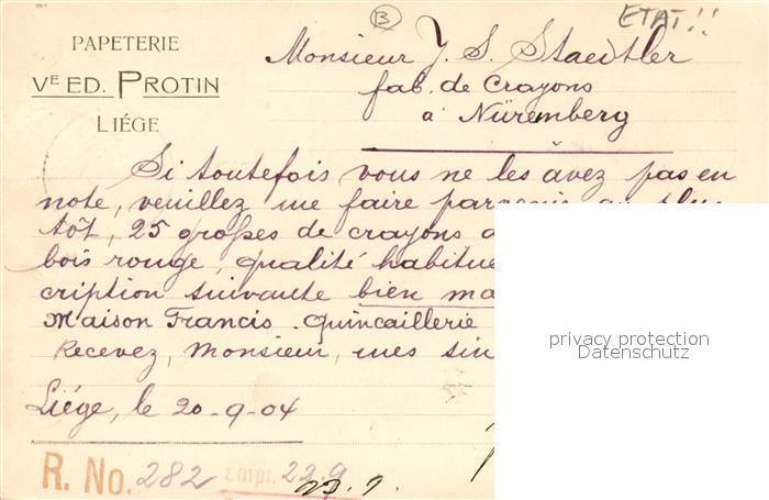 AK / Ansichtskarte Exposition_Universelle_Liege_1905 Kiosque d Avroy   1