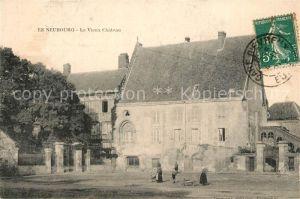 AK / Ansichtskarte Le_Neubourg Vieux Chateau Le_Neubourg