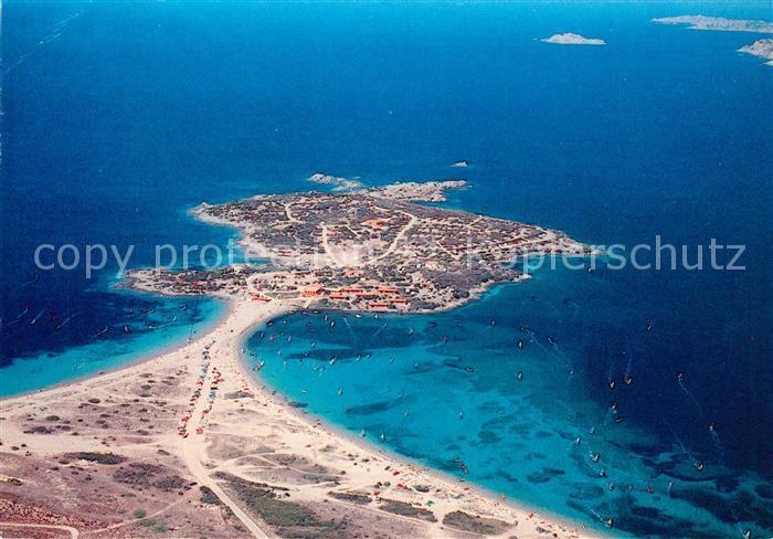 AK / Ansichtskarte Palau_Sardegna Fliegeraufnahme Palau_Sardegna