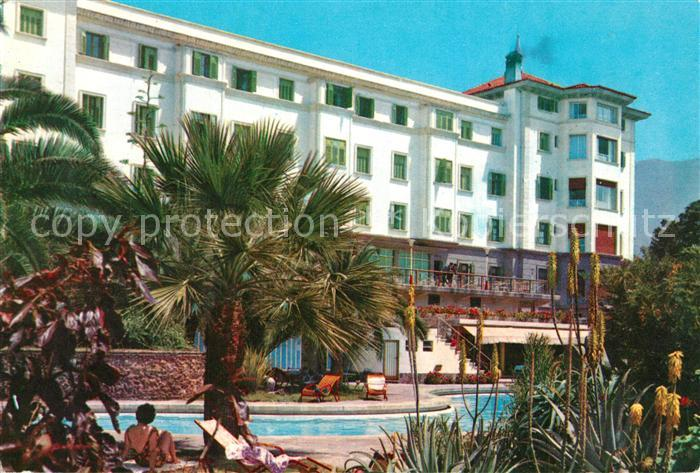 AK / Ansichtskarte Puerto_de_la_Cruz Hotel Taoro Puerto_de_la_Cruz