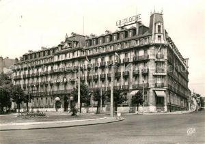 AK / Ansichtskarte Dijon_Cote_d_Or Hotel La Cloche Dijon_Cote_d_Or