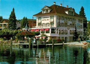 AK / Ansichtskarte Immensee Seehotel Rigi Royal Immensee