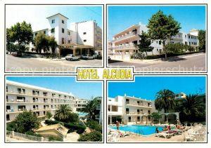 AK / Ansichtskarte Alcudia_Mallorca Hotel Alcudia Alcudia Mallorca