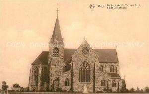 AK / Ansichtskarte Asch_Buren Kerk van H. Theresia K. J. Eglise Sainte Therese