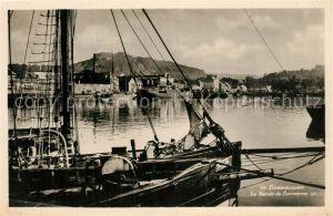 AK / Ansichtskarte Cherbourg_Octeville_Basse_Normandie Le Bassin du Commerce Cherbourg_Octeville