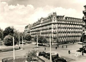AK / Ansichtskarte Dijon_Cote_d_Or Hotel de la Cloche Dijon_Cote_d_Or