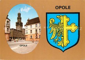 AK / Ansichtskarte Opole_Lubelskie Ratusz  Opole_Lubelskie
