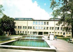 AK / Ansichtskarte Torun_Thorn Biblioteka Uniwersytecka Torun Thorn