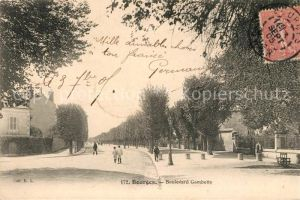 Bourges Boulevard Gambetta Bourges