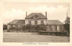 Le_Cormier La Mairie et les ecoles Le_Cormier