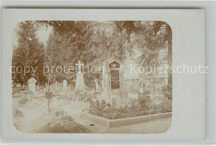 AK / Ansichtskarte Vigneulles les Hattonchatel Cimetiere Friedhof Vigneulles les Hattonchatel