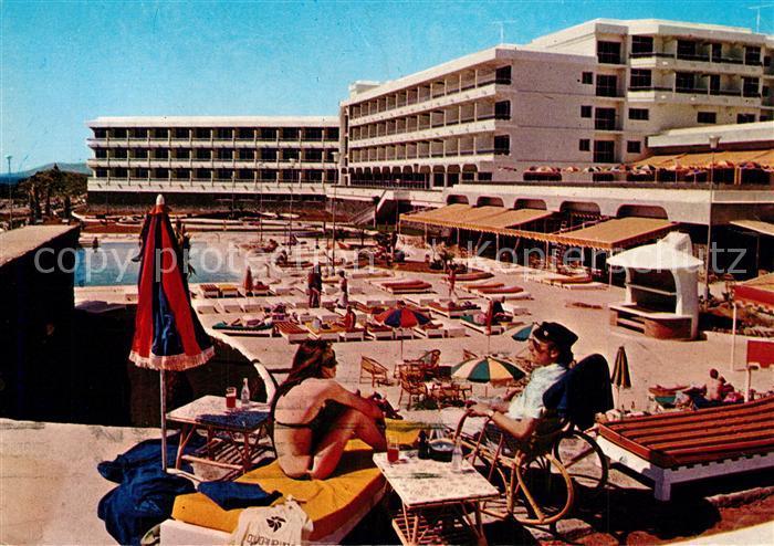 AK / Ansichtskarte Apartado San Antonio Hotel Playa de los Pocillos Apartado