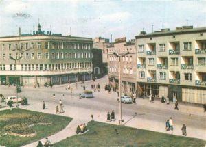 AK / Ansichtskarte Opole_Lubelskie Ulica Krakowska Opole_Lubelskie