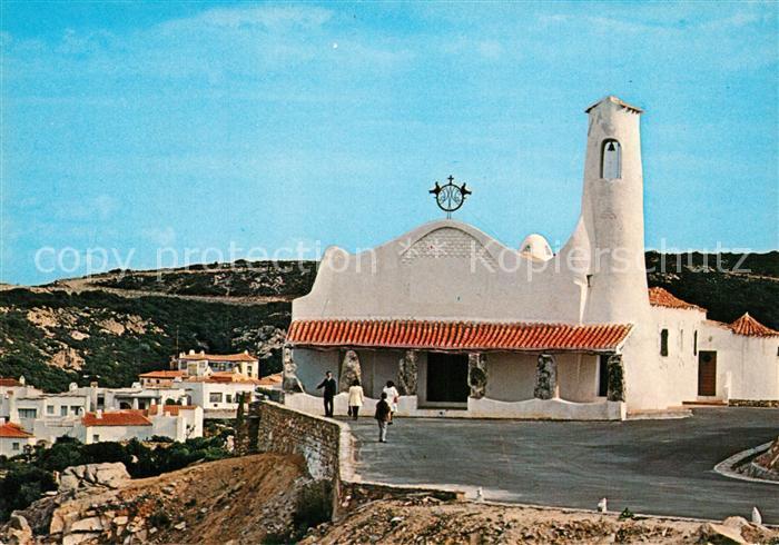 AK / Ansichtskarte Porto_Cervo Costa Smeralda Chiesa Stelle Maris Porto Cervo