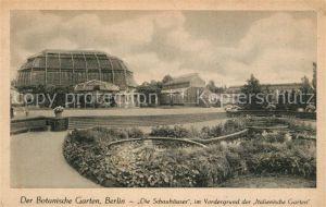 AK / Ansichtskarte Berlin Botanischer Garten Schauhaeuser Italienischer Garten Berlin