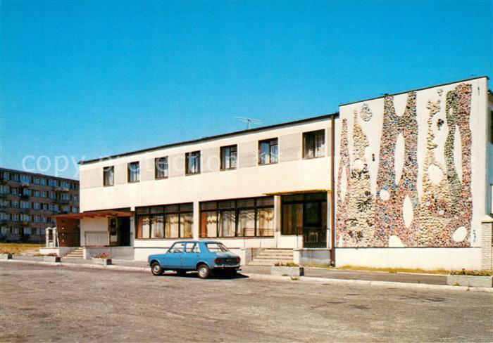 AK / Ansichtskarte Tomaszow_Mazowiecki Hotel Tomaszow Mazowiecki