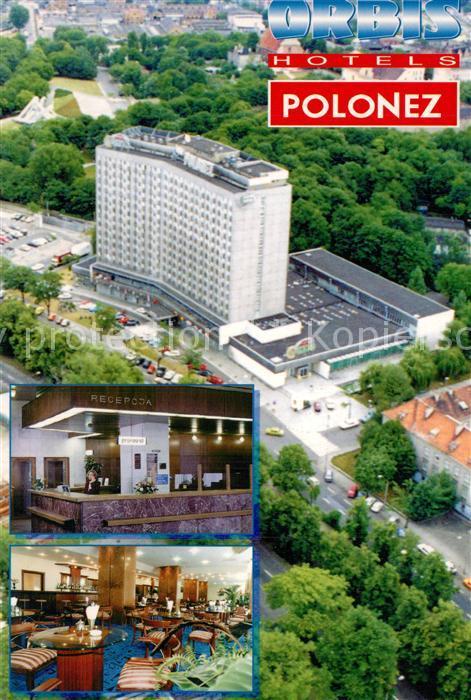AK / Ansichtskarte Poznan_Posen Orbis Hotels Polonez Poznan Posen