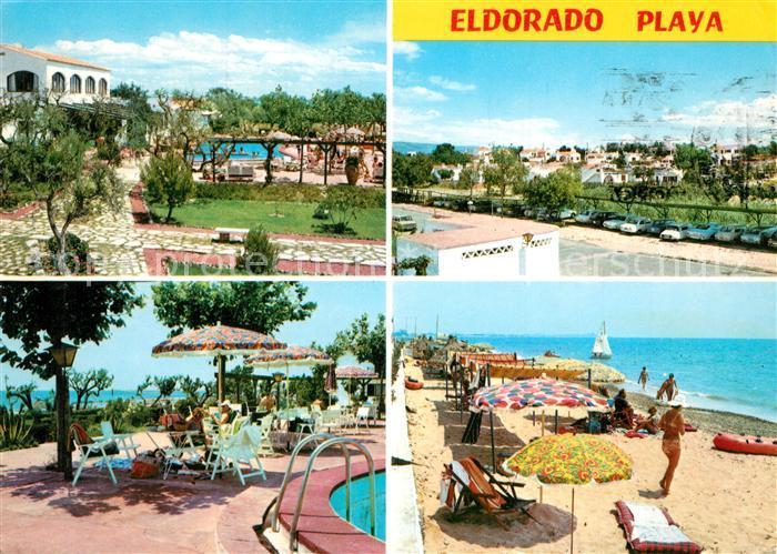 AK / Ansichtskarte Cambrils Eldorado Playa Strand Cambrils