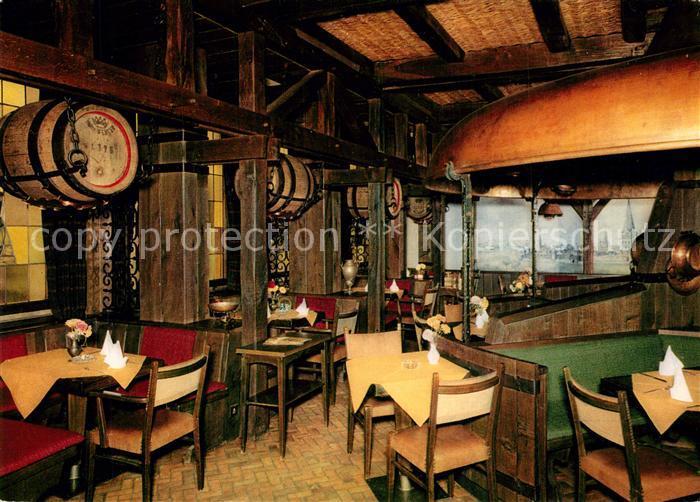 AK / Ansichtskarte Dortmund Restaurant Altes Brauhaus Schaenke Cafe Krone Dortmund 0