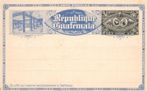 AK / Ansichtskarte Guatemala Exposicion Centro Americana 1897 Guatemala