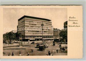 AK / Ansichtskarte Berlin Potsdamer Platz Columbushaus Bromsilber Imitation Berlin