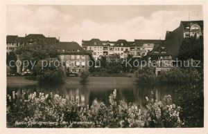 AK / Ansichtskarte Charlottenburg Lietzensee Charlottenburg