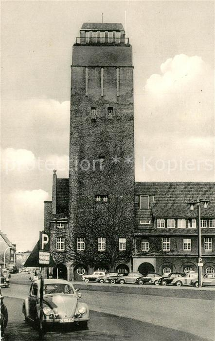 AK / Ansichtskarte Delmenhorst Wasserturm Delmenhorst