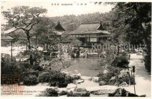 AK / Ansichtskarte Kyoto Buddhist Temple Ginkaguji Kyoto