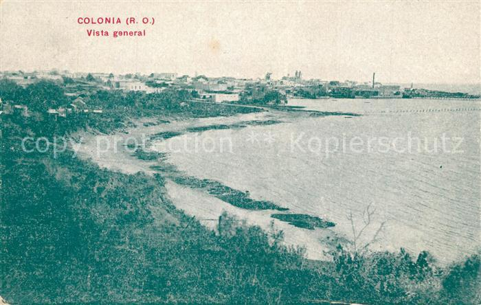 AK / Ansichtskarte Colonia_Colonia Strandpartie Colonia Colonia