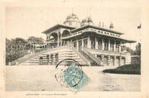 AK / Ansichtskarte Arcachon_Gironde Casino Mauresque Arcachon Gironde