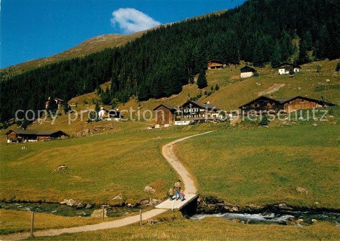 AK / Ansichtskarte Davos_Dischma_GR Restaurant Teufi Dischmatal Davos_Dischma_GR 0