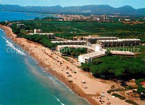 AK / Ansichtskarte Cambrils Hotel Centurion Playa vista aerea Cambrils