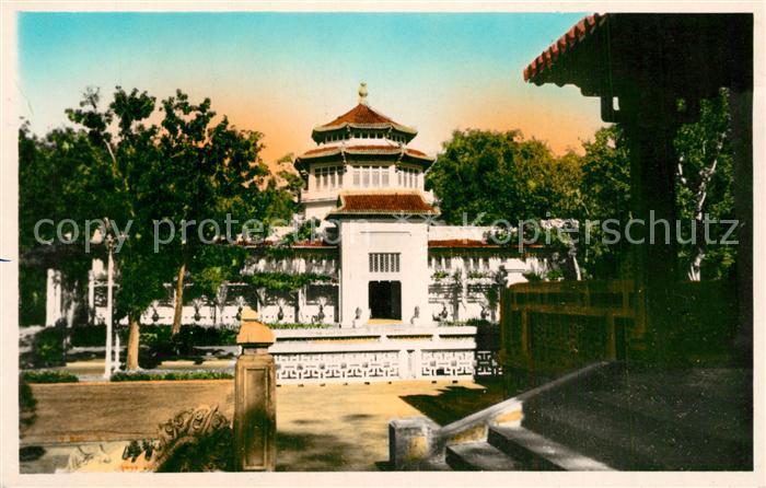 AK / Ansichtskarte Saigon Musee Blanchard de la Brosse saigon