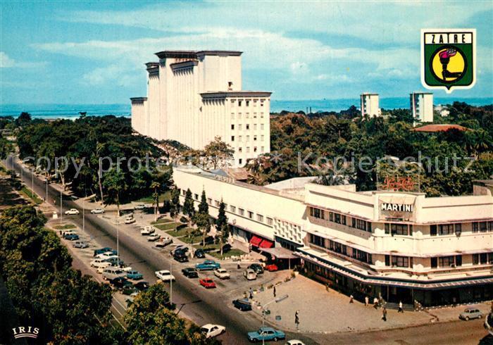 AK / Ansichtskarte Kinshasa Boulevard du 30 Juin Kinshasa