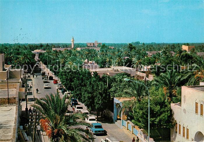 AK / Ansichtskarte Zavala Libia Stadtansicht Zavala