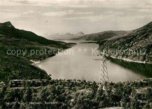 AK / Ansichtskarte Narvik Ofotbanen Rombaksfjord Narvik