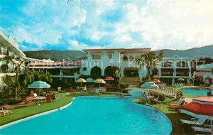 AK / Ansichtskarte Port au Prince El Rancho Hotel Swimming Pool Port au Prince