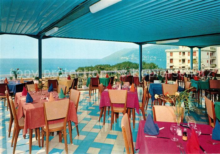 AK / Ansichtskarte Maiori Hotel Mare Restaurant Terrasse Maiori 0