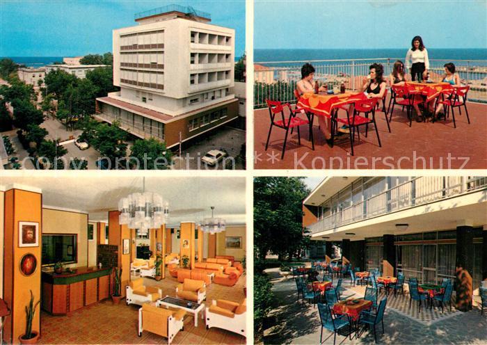 AK / Ansichtskarte Gatteo_Mare Hotel RAS Gatteo Mare 0