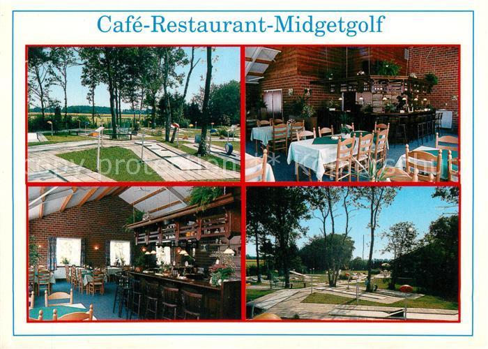 AK / Ansichtskarte Hoogersmilde Cafe Restaurant De Bentepol Midgetgolf Drents Friese Wold Nationalpark Hoogersmilde 0