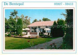 AK / Ansichtskarte Hoogersmilde Cafe Restaurant De Bentepol Drents Friese Wold Nationalpark Hoogersmilde