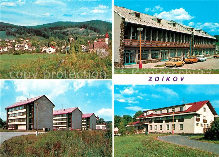 AK / Ansichtskarte Zdikova Teilansichten  Zdikova 0